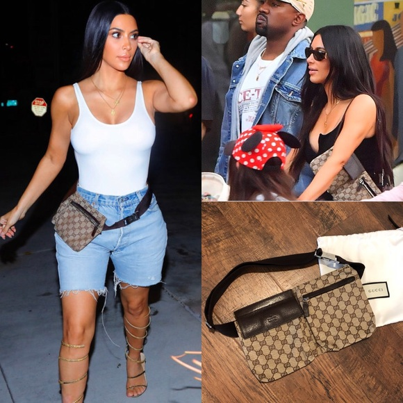 b7bccefe515 Gucci Handbags - Gucci Waist Bag Fanny Pack